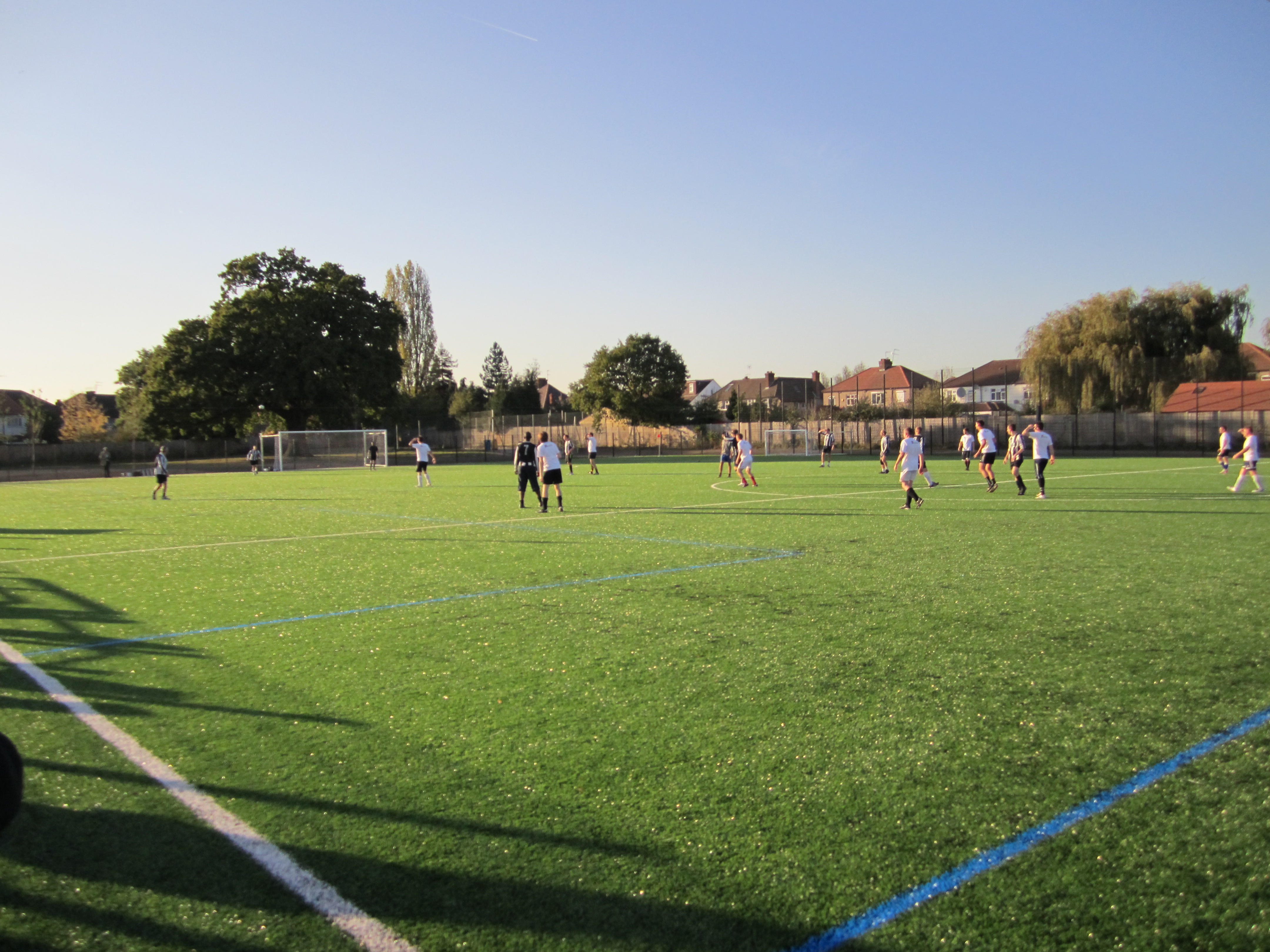 Construction of full size 3G/ FIFA 1* accredited Pitch at Whitmore High School
