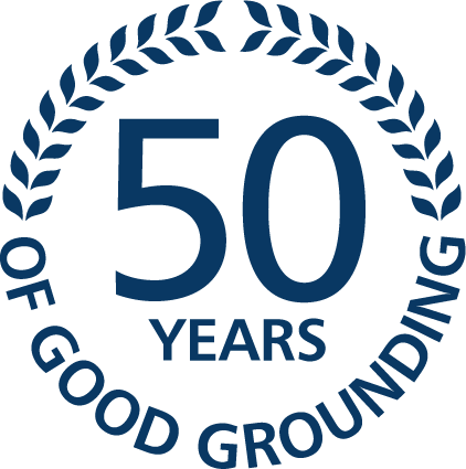 50 Years of good grounding.