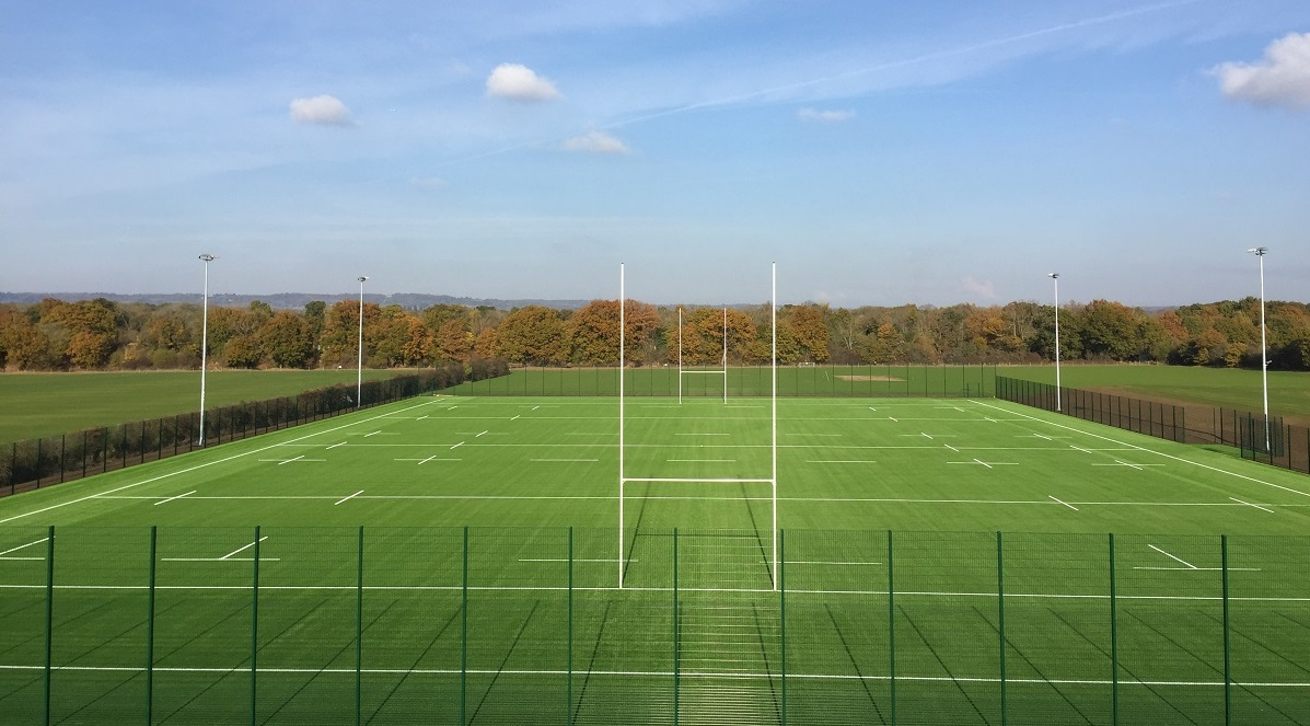 3G All Weather Rugby/Football Pitch