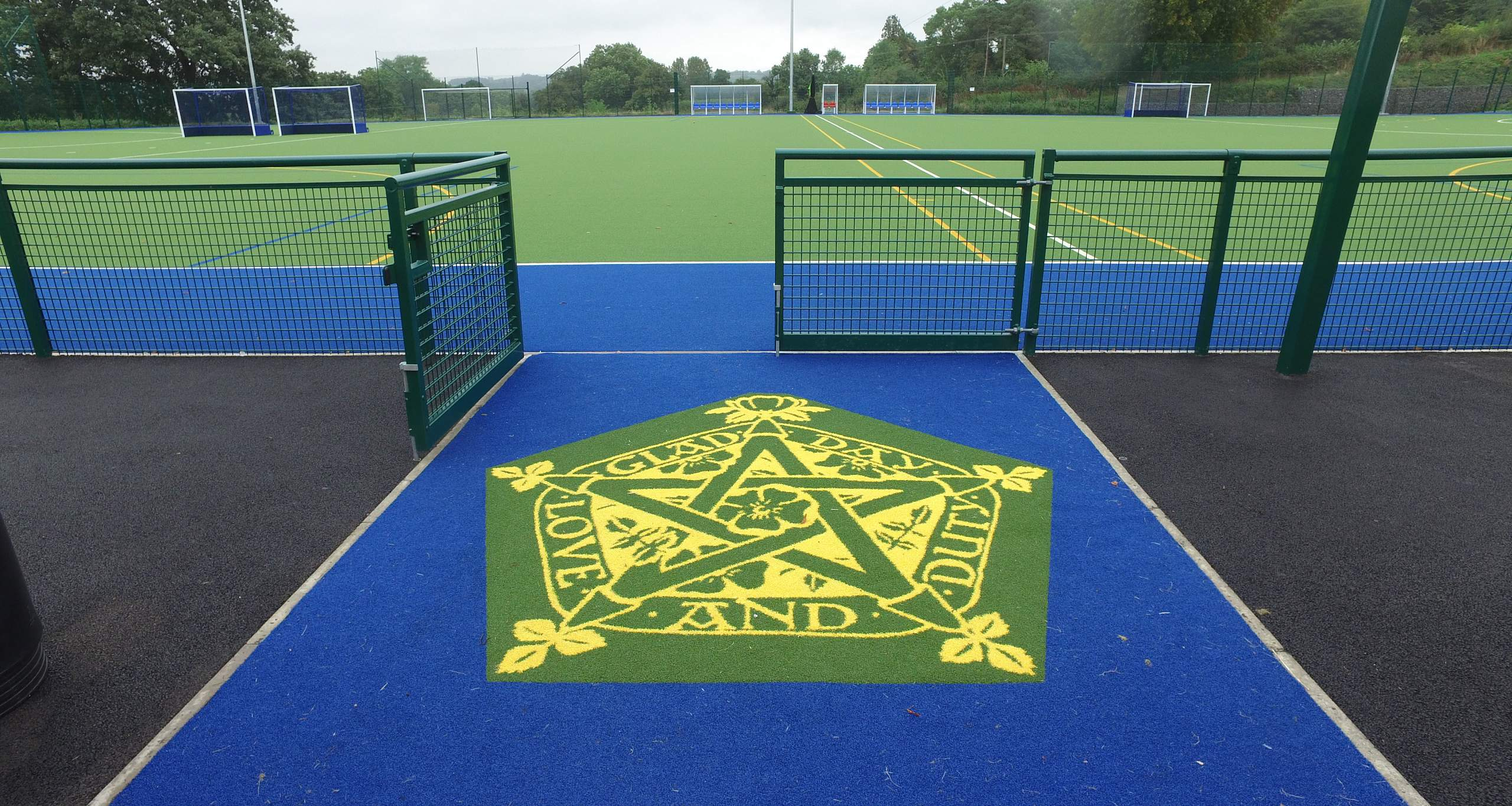 All Weather Hockey Pitch