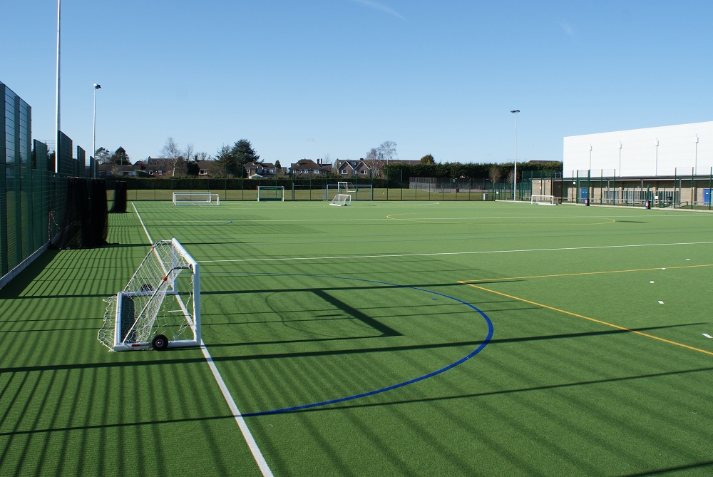 Construction of a Multi use  All-Weather Pitch, MUGA, fencing, floodlighting & Car park