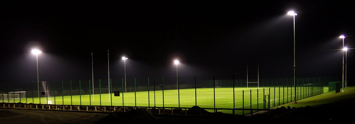3G Artificial Rugby Pitch