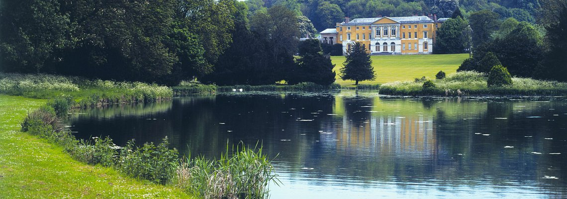 West Wycombe Park Lake