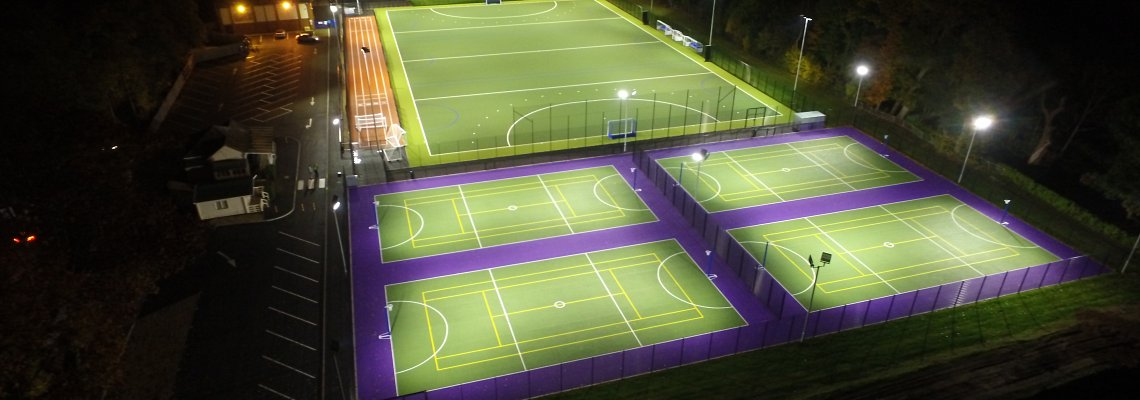 Artificial Sports Pitch