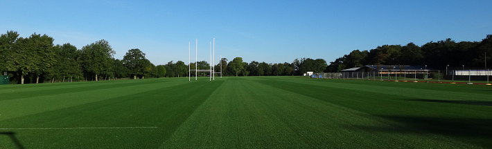 THE HABERDASHERS' ASKE'S BOYS SCHOOL, - Rugby Pitch Upgrde