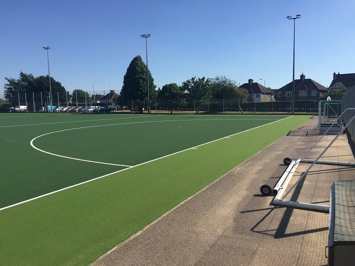 Bedford Girls School - Pitch resurface
