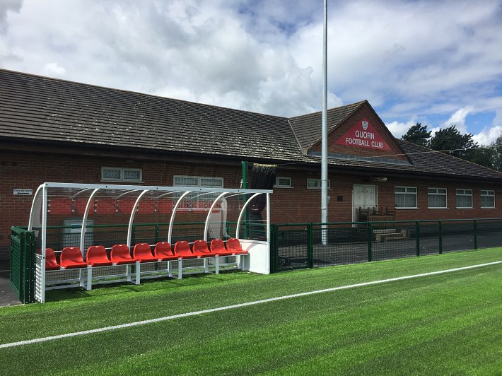 Pitch Upgrade for Quorn Football Club